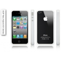 SGP iPhone 4 Case Neo Hybrid EX Series [Infinity White] (SGP07782)